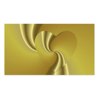 Love's Golden Slumber - Love in Disguise Business Card