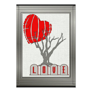 Love's Graveyard Card
