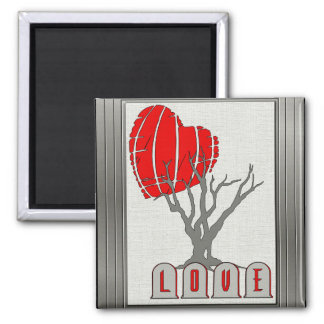 Love's Graveyard Magnet