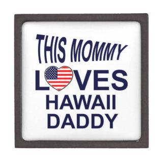 loves Hawaii daddy Gift Box