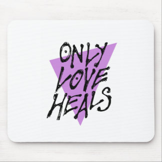 LOVES-HEAL MOUSE PAD