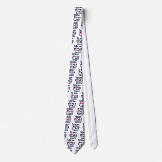 loves Illinois daddy Tie
