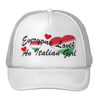 Loves Italian Girl Hats
