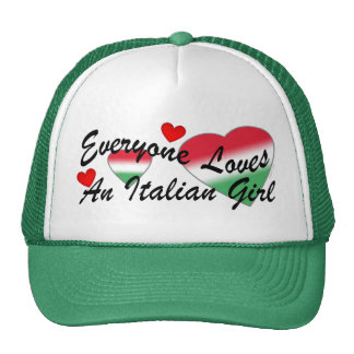 Loves Italian Girl Hats I