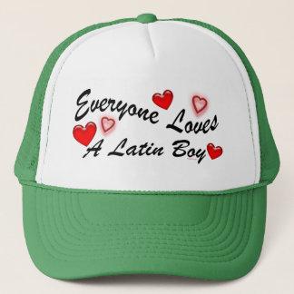 Loves Latin Boy Hat
