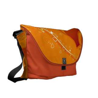 Love's Majesty Courier Bag