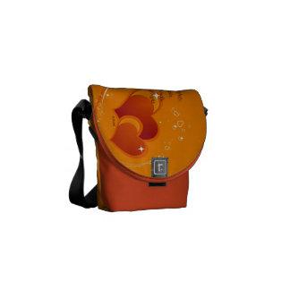 Love's Majesty Messenger Bag