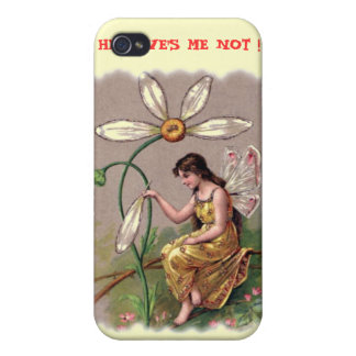 LOVES ME, HE LOVE'S ME NOT !, HE LOVE'S ME ! iPhone 4 COVER