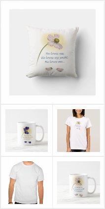 """""""Loves Me, Loves My Yacht"""" gift pack"""