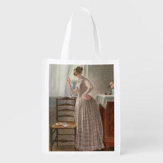 Love's Missive Reusable Grocery Bag
