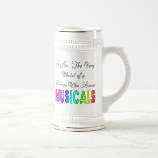 Loves Musical Stein