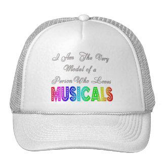 Loves Musicals Hat