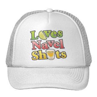 Loves Navel Shots Trucker Hat