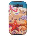 Loves On The Beach Samsung Galaxy S3 Case