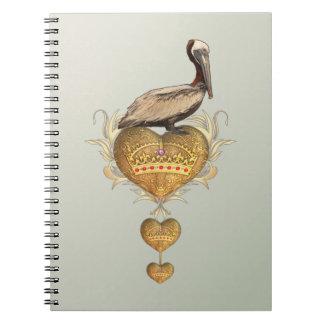 Loves Perch Notebook