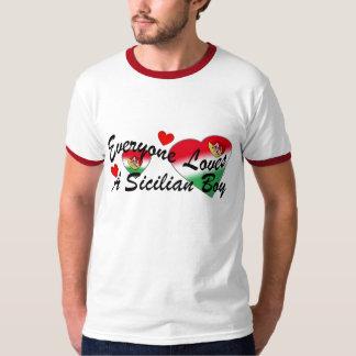 Loves Sicilian Boy I T-Shirt