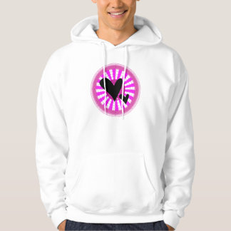 Loves Target For Pain Gothic Light Hoodie