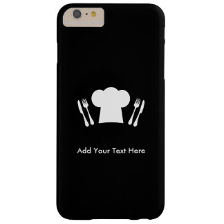 Loves to Cook Kitchen or Restaurant Barely There iPhone 6 Plus Case
