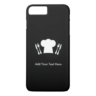Loves to Cook Kitchen or Restaurant iPhone 7 Plus Case