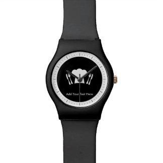Loves to Cook Kitchen or Restaurant Wrist Watches