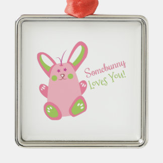 Loves You Ornaments