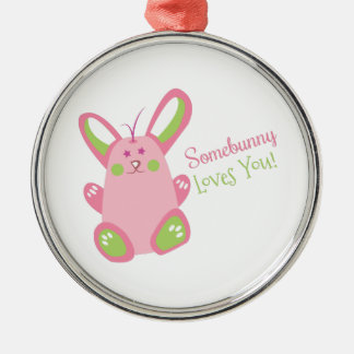 Loves You Christmas Tree Ornaments