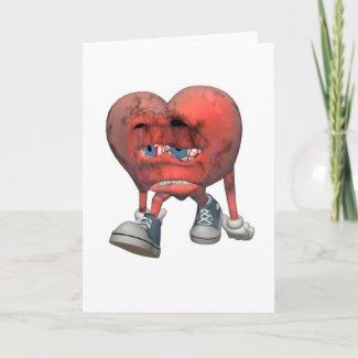 Lovesick Cards card