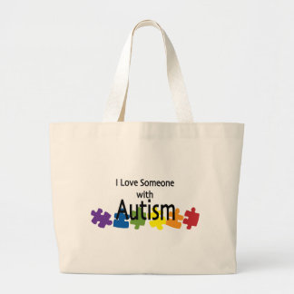 lovesomeone large tote bag