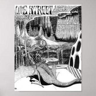 LoveStreetLightCircusflyer May29&30'70 Poster