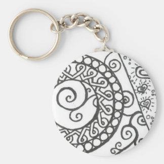 lovetangle keychain