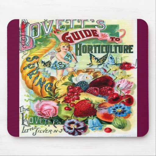 Lovetts Guide to Horticulture Mouse Mat