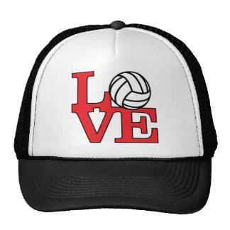 LoveVB-red Trucker Hat