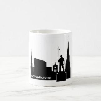 #lovewexford taza de café