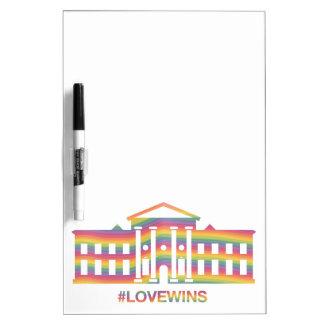 #LoveWins Dry Erase Whiteboards