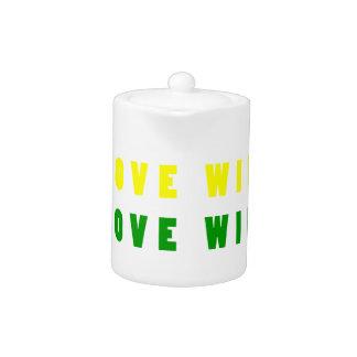 #LoveWins Teapot