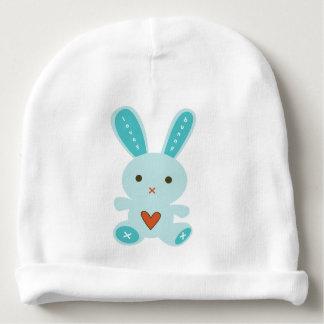 Lovey Bunny Baby Beanie