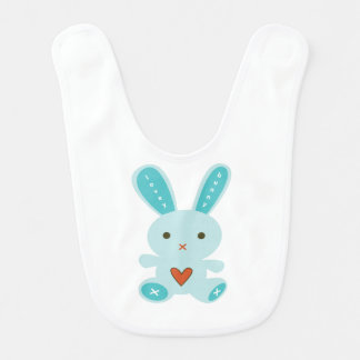 Lovey Bunny Bib
