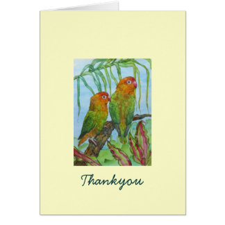 Lovey & Dovey Card