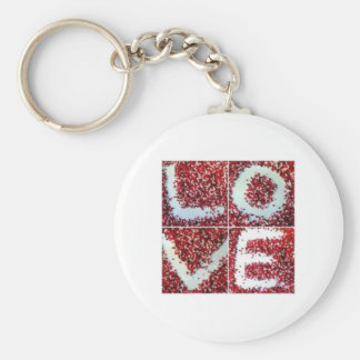 lovey dovey keychains