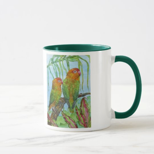 Lovey & Dovey Mug