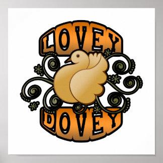 Lovey Dovey! Poster