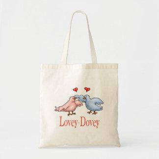 Lovey Dovey Valentines Day Tote-bag Tote Bag
