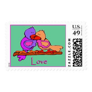 Lovey Doveys Postage
