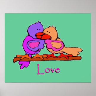 Lovey Doveys Poster