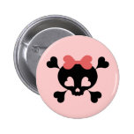 Lovey Rogers 2 Inch Round Button