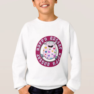 Lovey the Happy Easter Egg Sweatshirt
