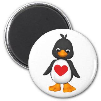 Lovey The Penguin Magnet