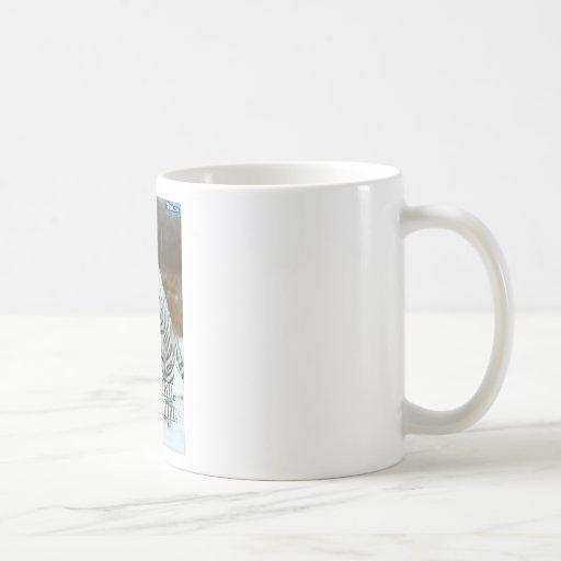 loveyoubro taza básica blanca