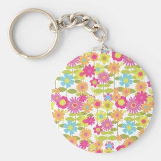 Lovey's Garden Keychain