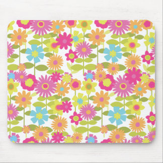 Lovey's Garden Mouse Pad